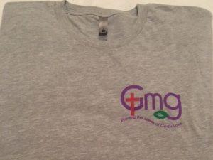 God's Miracle Garden Gray Tshirt